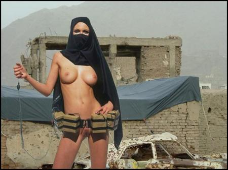 alqaida nude