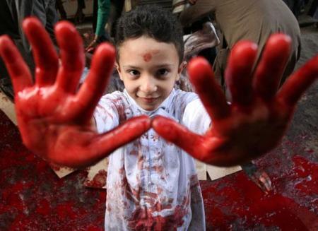 A l'heure de l'aïd... Résultat halal garanti!