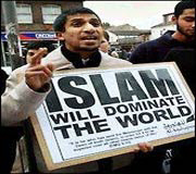 islam dominate world