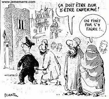 islam prison