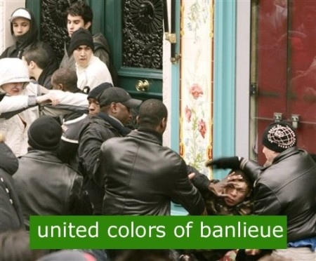 united color of banlieue