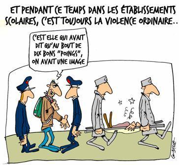 Les chiffres de la violence scolaire francaisdefrance 39 s - Argument contre le port de l uniforme ...