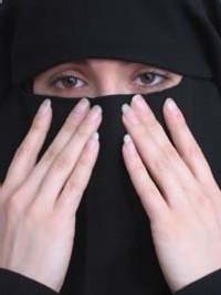 déguisement femme voilee