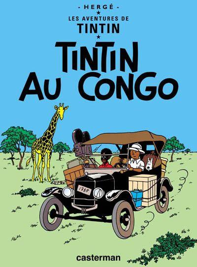 Personnes célèbres réelles ou imaginaires - Page 20 Tintin-au-congo1