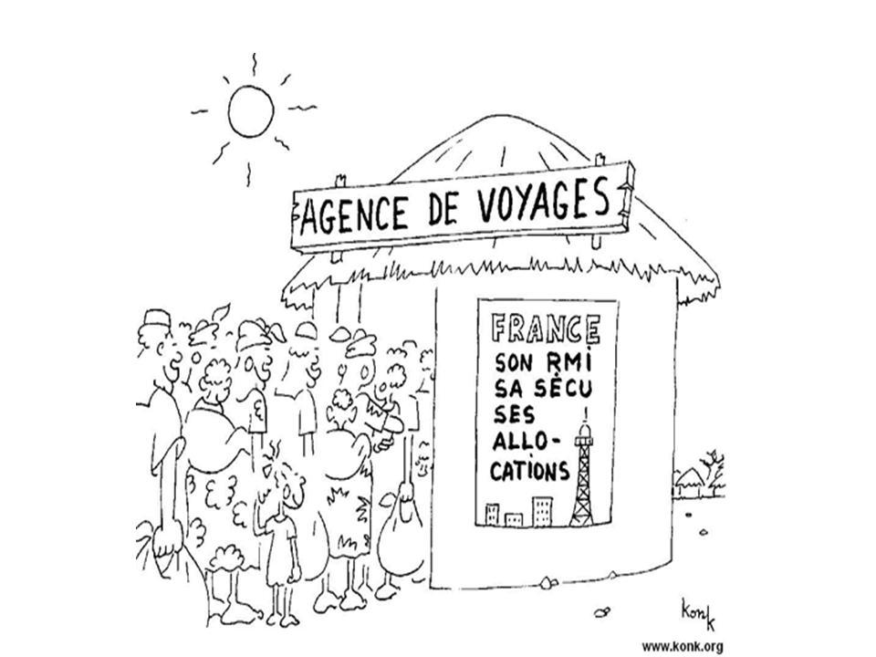 Assez Le coût réel de l'immigration en France; piqûre de rappel  KO57