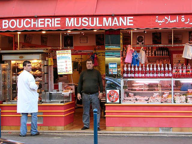 Restaurant Le Petit Marche Nice