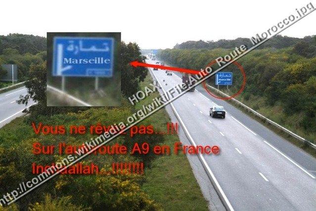 Marriage arabe autoroute info