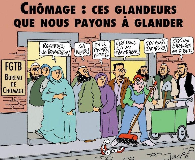 glandeurs