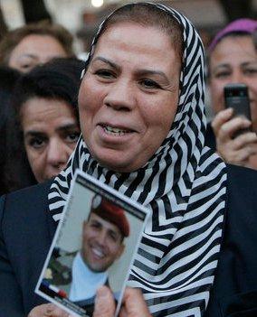 Latifa Ibn Ziaten, mère d'Imad Ibn Ziaten, la première des victimes de Mohamed Merah