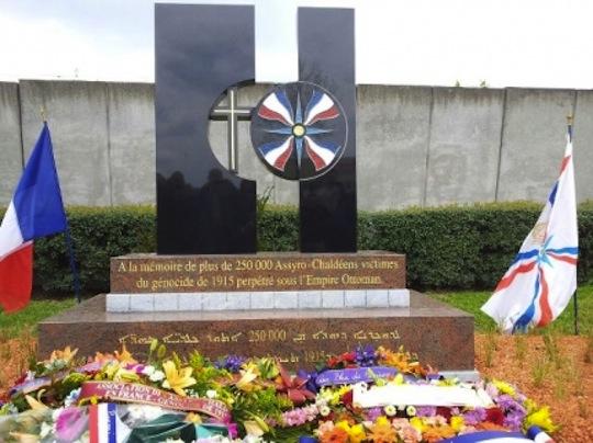 Assyrian-Genocide-Memorial-in-Paris-Arnouville-