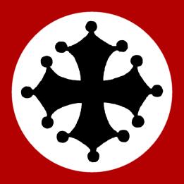 Croix du Parti Municipal-Socialiste des Travaileurs de Toulouse - Cliquer pour agrandir